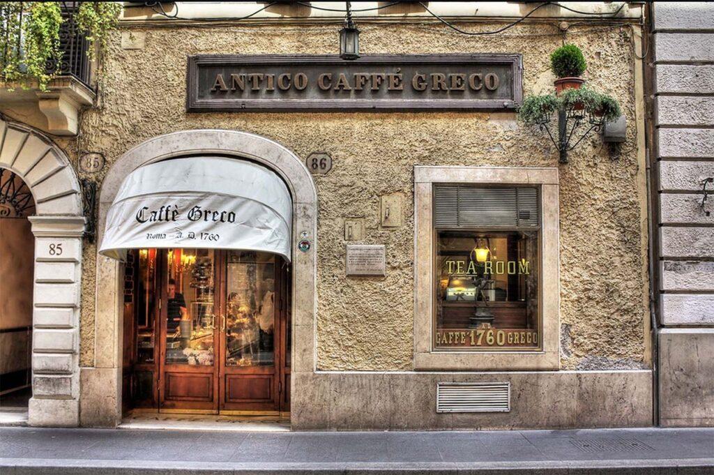 antico caffe greco (2)
